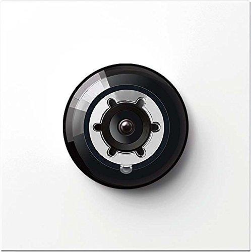 Siedle&Söhne Bus-Kamera-Modul 130° BCM 653-0 W Weiß Kamera für Tür-/Videosprechanlage 4015739482535