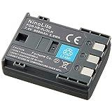 NinoLite NB-2L NB-2LH 互換 バッテリー 2個セット キャノン PowerShot S30 S40 IXY DVM3 HF-R1 等対応 nb2lx2_t.k.gai