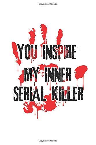 Diabetes Log Book: Serial Killer Killer Sarcasm Nuisance Gifts 120 Pages, 59 Weeks, 6X9 Inches, Blood Sugar & Hypertension Journal