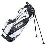 YYC Sac de Golf de Voyage avec Diviseur 14 Compartiments,Sac de Club de Golf Portable Imperméable pour Homme Femme,Sac de Golf Chariot Légers pour Entraînement de Golf