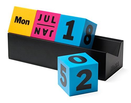 MoMA キューブ カレンダー