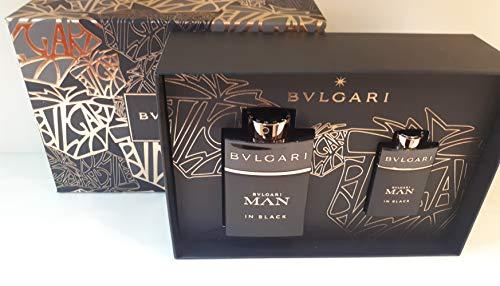 Bvlgari > BVLGARI Man in Black Eau de Parfum Geschenkset 2 Artikel im Set