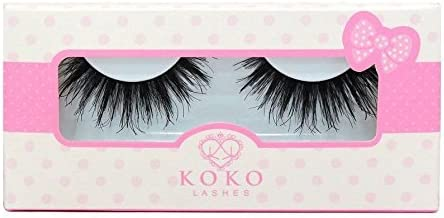 Best queen b lashes koko lashes Reviews