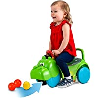Deals on Kid Trax Hasbro Hungry Hungry Hippos 3 in 1 Ride On KT1483