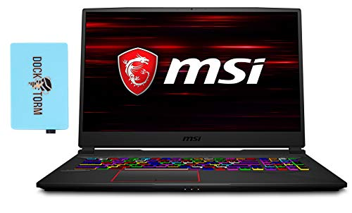 Best Prices! MSI GE75 Raider 10SFS-291 Gaming and Entertainment Laptop (Intel i7-10875H 8-Core, 64GB...
