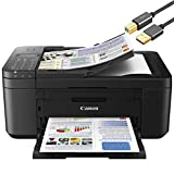 Best Canon All In One Printers - Canon PIXMA TR 45xx Series All-in-One Color Wireless Review