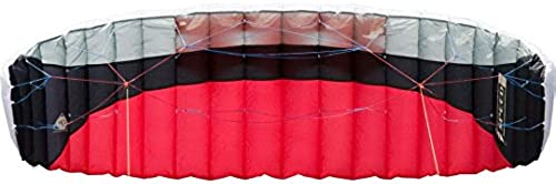 HQ Windspiration Invento 117708 - Symphony Speed 2.5 R2F ZWeißeiner Lenkmatten, Ab 14 Jahren, 67 x 248 cm Ripstop-Nylon 2-6 Beaufort