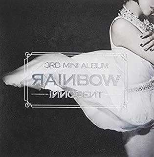 Rainbow - 3rd mini album Innocent(Korean version)