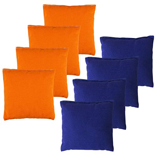 YAADUO Set of 8 Regulation Cornhole Bags