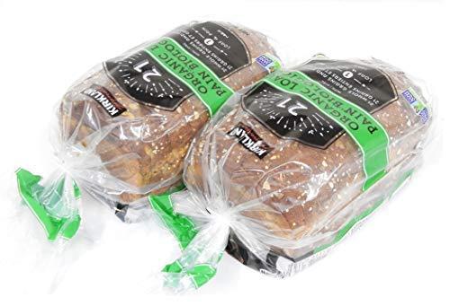 カークランド有機食パン21穀オーガニックパン765g×2コストコORGANICLOAFPAINBIOLOGIQUE