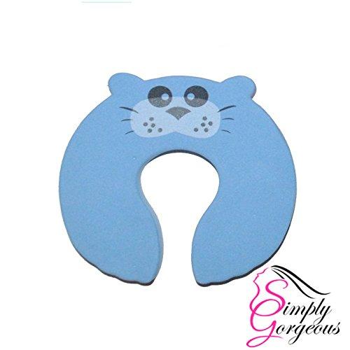 Protecteur pour bouchon de porte pour animal de sécurité pour bébé - sceau