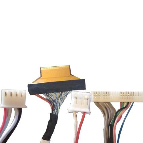 Kit Cables Hisense H40M2600 (4 Cables)