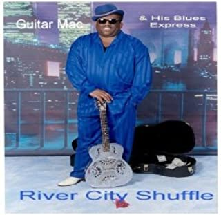 guitar mac and his blues express
