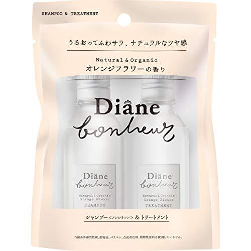 Diane Bonheur(ダイアン ボヌール) ダイアン ボヌール ORANGE FLOWER モイストリラックス  シャンプー&トリートメント トライアル