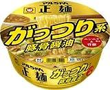 マルちゃん正麺 カップ がっつり系豚骨醤油 130g 1箱(12入)