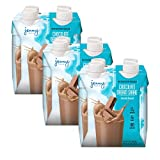 Jenny Craig Chocolate Dream Shake: Ready to Drink Protein Shake to Help Support Digestion, (12 Pack)