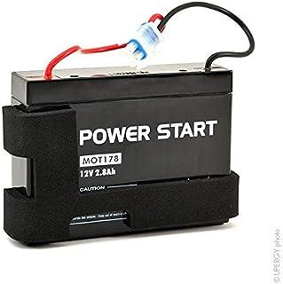 NX - Batería motocultor 580764901 / LP12-2 12V 2.8Ah