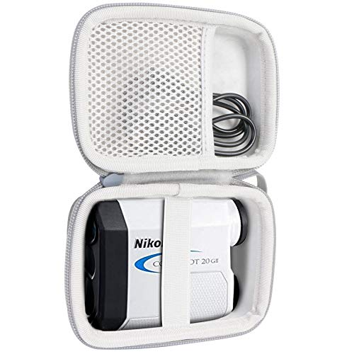 Aenllosi Caja Bolsa Fundas para Nikon Coolshot 20 GII Telemetro Laser