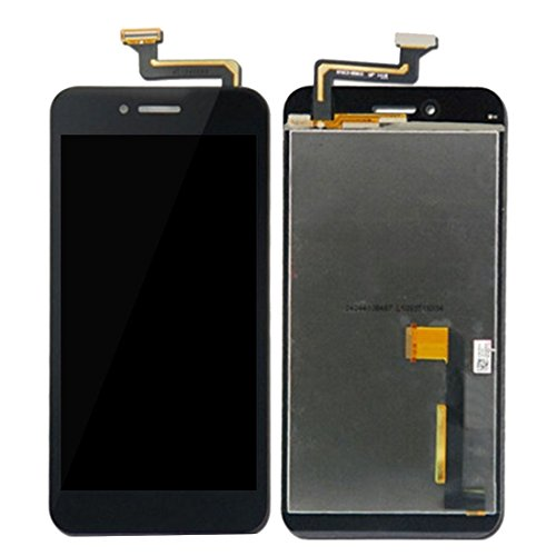 Ersatz-Test Versuch Werkzeuge IPartsBuy for Asus PadFone S PF500KL / PF500KL / PF500 / t00n LCD-Schirm + Touch Screen Digitizer Assembly Zubehör (Color : Black)