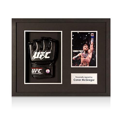 Conor McGregor Signed UFC Glove Framed | Autographed Memorabilia