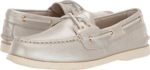 Sperry Conway Boat Platinum 6.5 M (B)