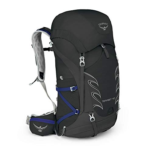 Osprey Tempest 40 Women's Hiking Pack - Black (WS/WM)