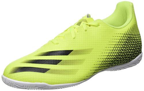 adidas Herren X Ghosted.4 in Fußballschuh, Mehrfarbig Amasol Negbas Azura, 42 EU