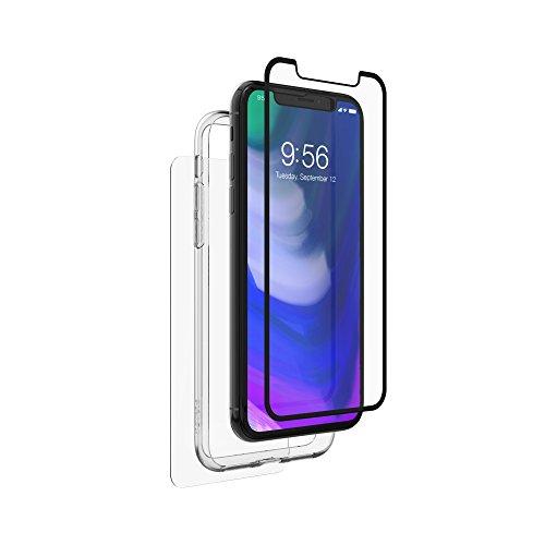 protector trasero iphone x de la marca ZAGG