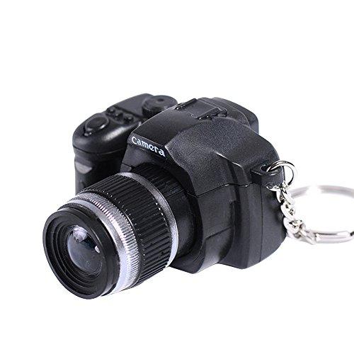 ALIKEEY Kinder Lernspielzeug, Mini Spielzeug LED Kamera Charme Tasche Schlüsselanhänger mit Blitzlicht Sound-Effekt Geschenk Spielzeug FÜR MÄDCHEN Jungen FÜR MÄDCHEN Jungen