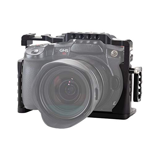 Gaiola de câmera de nitze para Panasonic GH4/GH5/GH5S, Full Cage-TP11