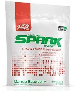 Advocare Mango Strawberry Spark sticks packs