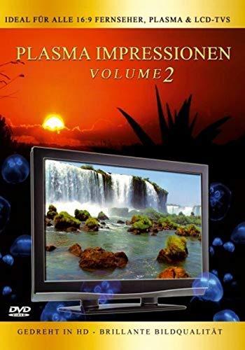 Plasma Impressionen 2 (inkl. Kaminfeuer & Aquarium) [DVD]