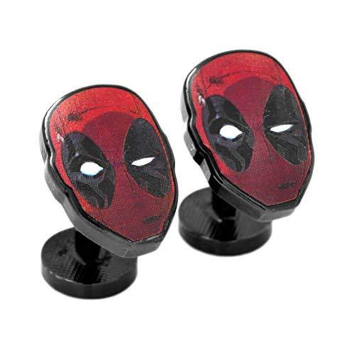 Deadpool Marvel Mask Manschettenknöpfe