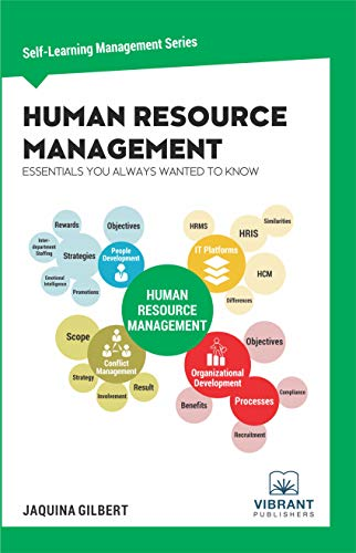 Compare Textbook Prices for Human Resource Management Essentials You Always Wanted To Know Self-Learning Management Series  ISBN 9781949395839 by Publishers, Vibrant,Gilbert, Jaquina