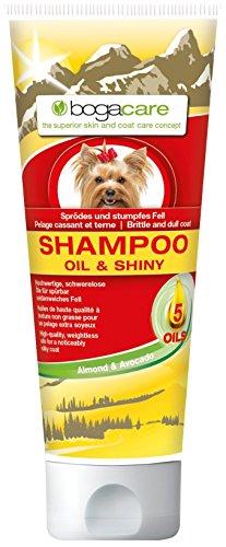 Bogacare Shampoo Oil & Shiny Hund