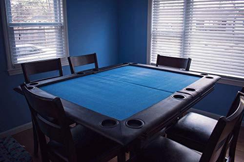 Game Night Table Topper 40'x60' Blue - GNTT1002BLU