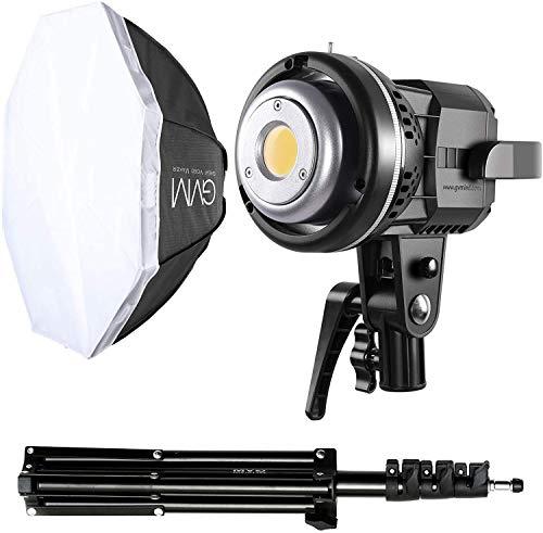 Equipo Iluminacion Fotografia  marca GVM Great Video Maker