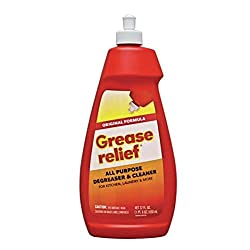 best grease cleaner for clothes