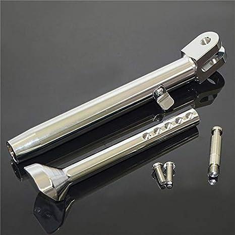 Color : Black LIWIN Motorbike Accessories Adjustable Kickstand Kick Side Stand Foot Support for SUZUKI GSXR GSX-R 1000 GSXR1000 K1 K3 K5 2001 2002 2003 2004 2005 2006