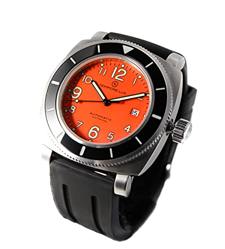 TEMPORE LUX V One Swiss Automatic Watch - Rubber Strap