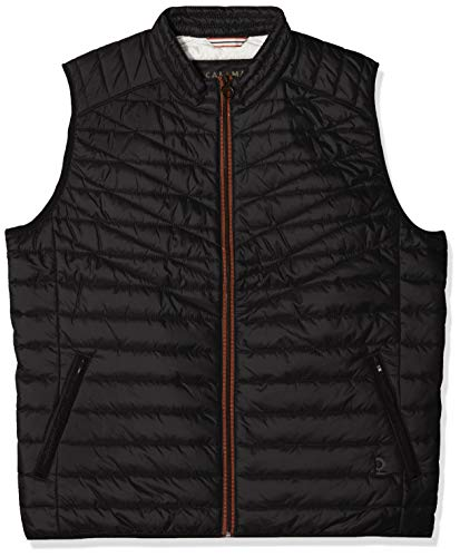 Calamar Herren Light-Weight Outdoor Weste, Schwarz (Black 9), Medium (Herstellergröße: M)