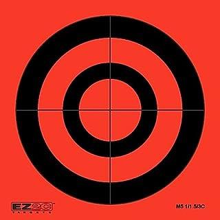 EZ2C Mini Targets Self-Adhesive 3.5 x 3.5 Style 5 (25 Pack)