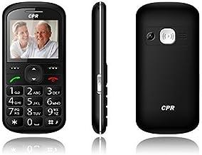 $69 » CPR Call Blocker CS600 Big Button Call Blocking Cell Phone - Unlocked GSM - Senior Cell Phone - SOS Button - 2G T Mobile