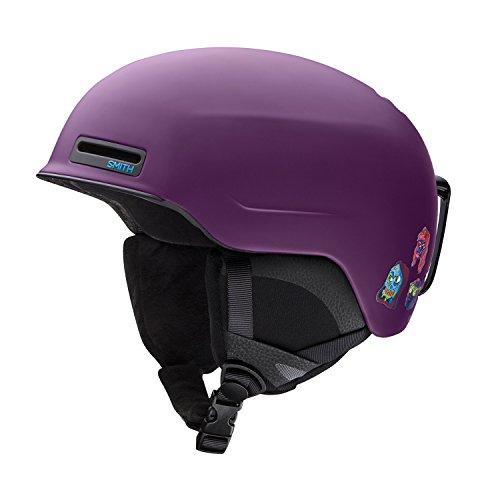 Smith Maze Helmet Matte Purple Creature (S)