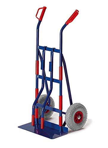 Rollcart 20-9502 Gerätekarre Rohrholme, RAL5010 enzianblau