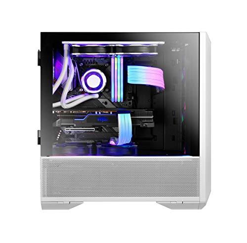 LAN2MRW LANCOOL II Mesh RGB Blanco LAN2MRW Vidrio Templado ATX Case - Color Blanco - LANCOOL II Mesh RGB Blanco… 12