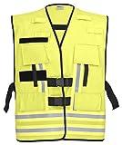 PACOTEX Funktionswesten zur Kennzeichnung von Einsatzpersonal wie z.B. Feuerwehr Warnweste