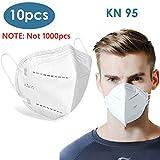 1000 PCS KN95 Mouth Mas ks 4-Layer PM2.5 N95 Respirator Face Ma sks Medical Reusable Mouth Ma sk for Men Women