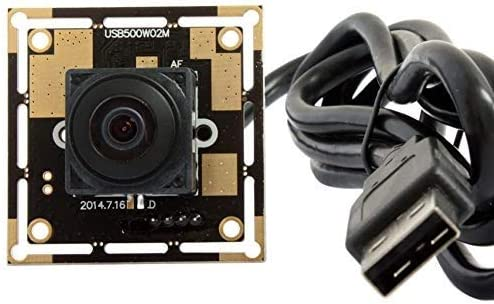 Autofocus USB Camera Webcam Module Mini HD Cameras CMOS OV5640 USB with Cameras 2592X1944 Webcamera product image