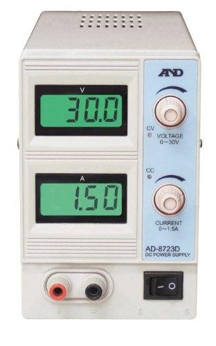 A&D 直流安定化電源 AD-8723D